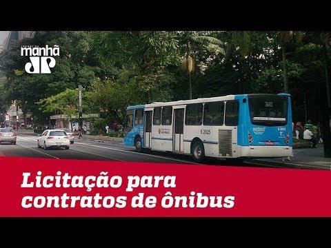 TCM libera licitação para contratos de ônibus na capital paulista