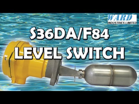S36DA/F84 Level Switch Tutorial - Vertical or Horizontal Mounting