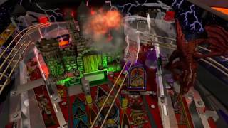 Pinball FX3 - Medieval Madness - Single Player - 2429 million