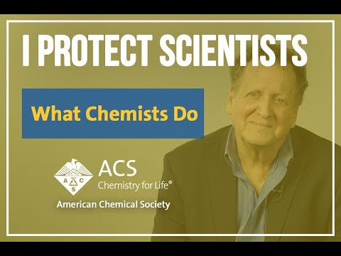What Chemists Do - Neal Langerman, Principal Scientist, Advanced Chemical Safety