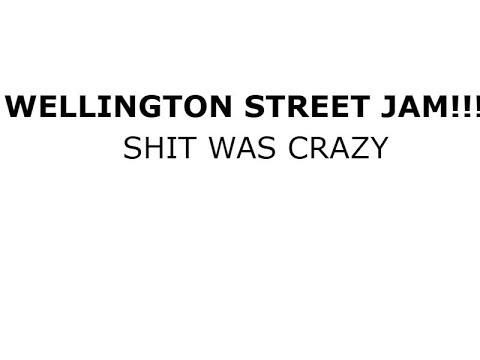 WELLINGTON STREET JAM EP 16
