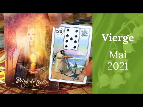VIERGE ♍️ Mai 2021 ✨❤️ Une Passion se Concrétise en Laissant les Doutes derrière !✨