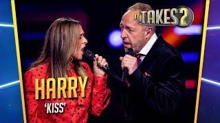 It Takes 2: Harry Piekema & Trijntje Oosterhuis zingen Kiss