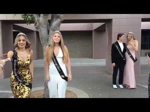 Aliso Niguel High School 2018 Homecoming