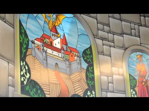 Mural at Castle South Middle School