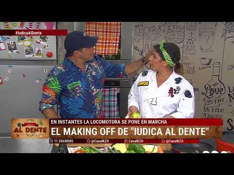 Iudica Al Dente - Programa #112 05/12/2017