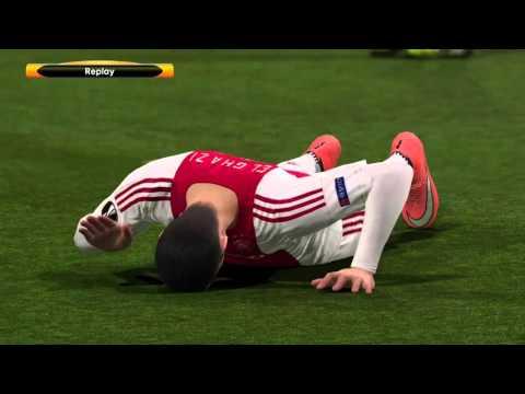 Europe League : Ajax Amsterdam vs Sevilla