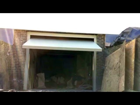 Comment r aliser une porte de garage basculante doovi for Porte de garage simon