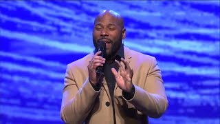 Anthony Evans - Home - 2018 Live Inspirational Worship!