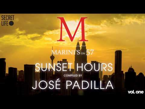Sunset Hours at Marini's On 57 - Compiled by Jose Padilla