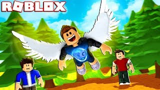 I CAN FLY WITH MY SUBSCRIBERS IN ROBLOX !!