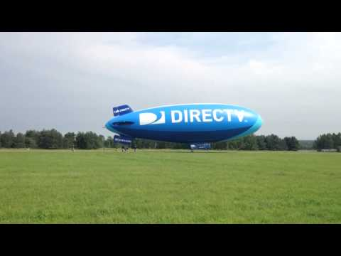 Blimp Take Off