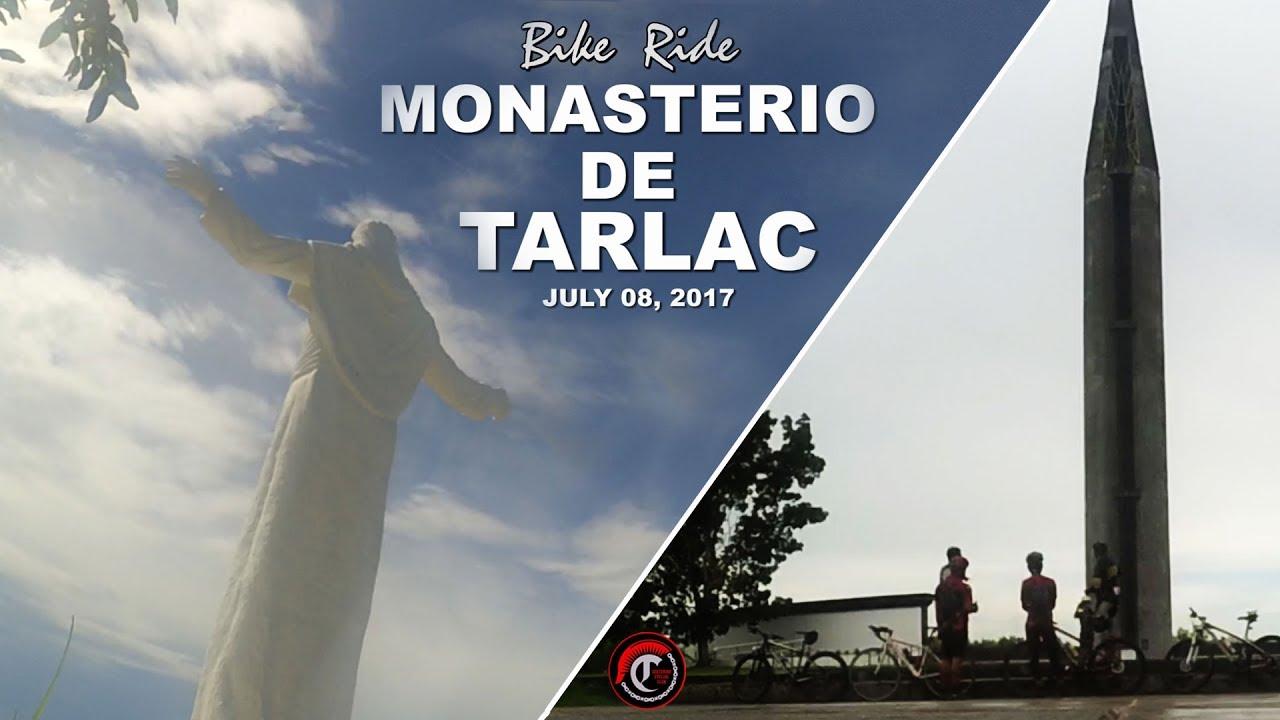 San Jose Tarlac Monastery Map%0A BIKE RIDE MANILA TO MONASTERIO DE TARLAC  MANILA