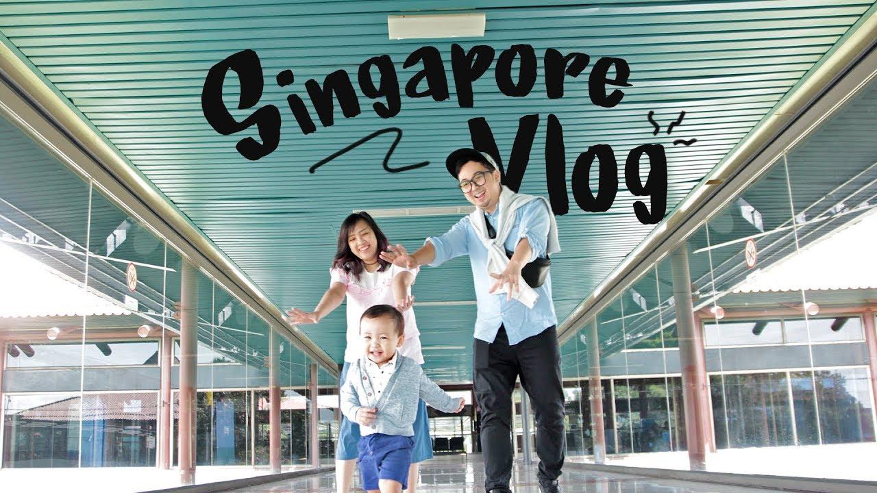 Pindah Ke Singapura Sg Vlog 1 Youtube