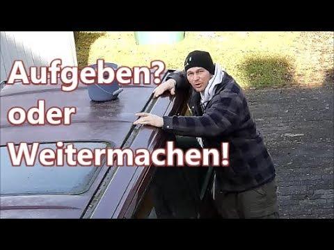VW T4 Multivan -- Bestandsaufnahme