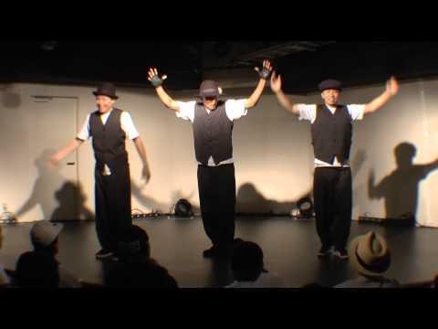 3 KICK SPLITS / LOCKING 4 LIFE LOCK DANCE SHOWCASE 15/8/9