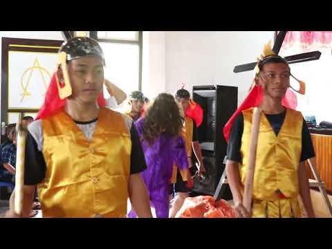 DRAMA PASKAH SMA GKLB Luwuk 2018