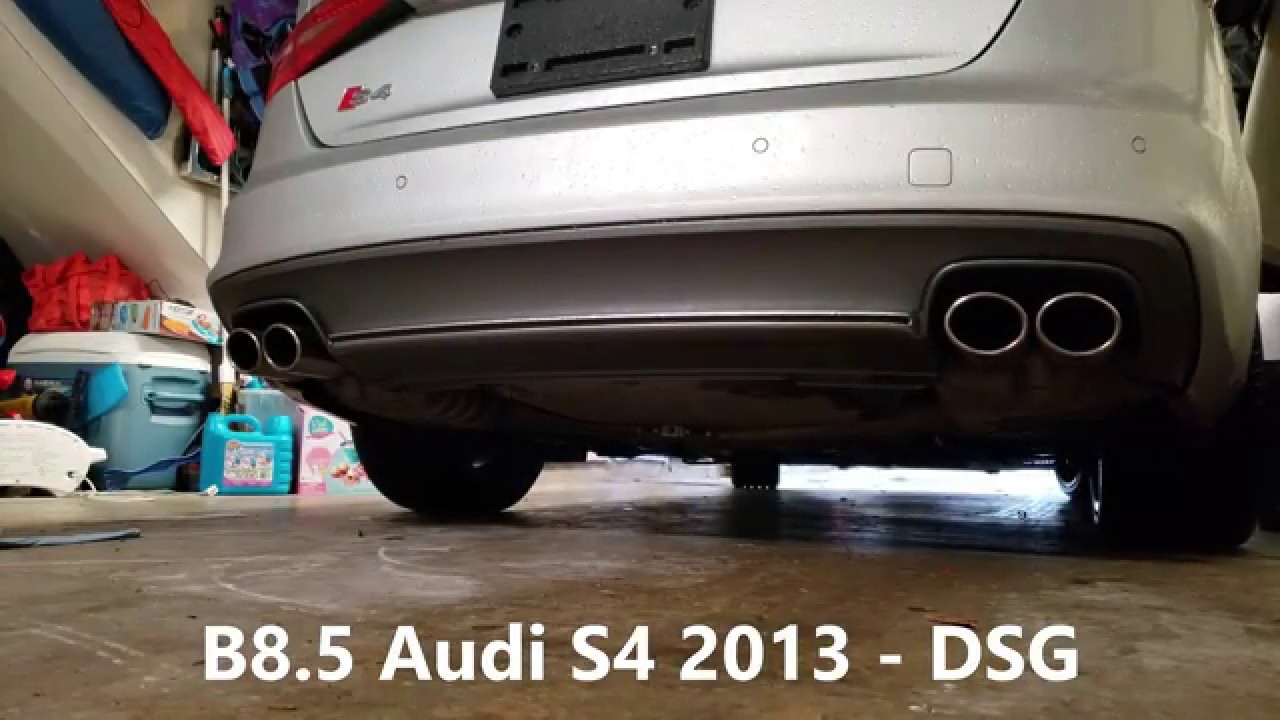 2013 Audi S4 (B8 5) Tuning Progress Blog