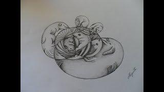 Animales Extraños. Como Dibujar cualquier Cosa y convertirla en una posible Obra de Arte.