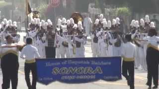 Sonora HS - The Invincible Eagle - 2014 Placentia Band Review