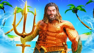 THICCEST AQUAMAN IN FORTNITE