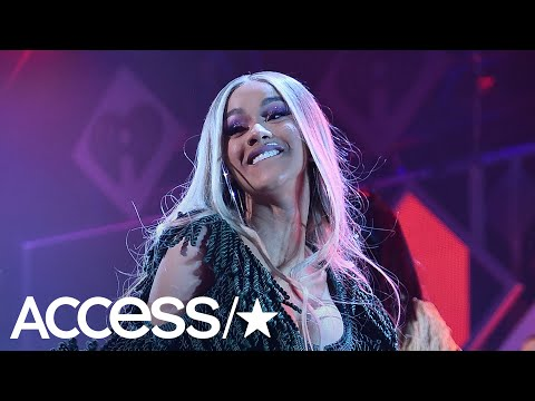 Cardi B Hilariously Stops Show To Fix A Wedgie! | Access Mp3