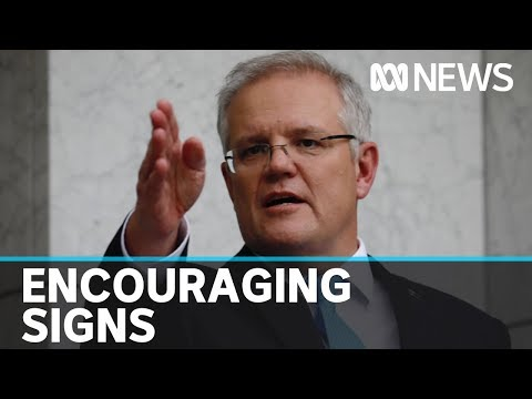 Early Signs That Coronavirus Social Distancing Measures Are Working | ABC News