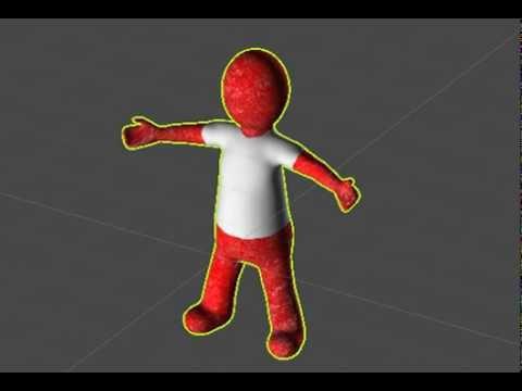Unity shader : Outline for 3D models