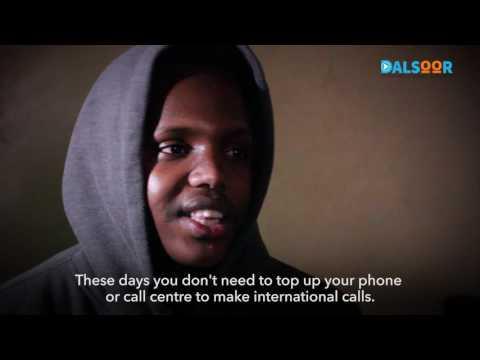 Soomaalida isticmaalkeeda Internet-ka - Use of internet among Somalis