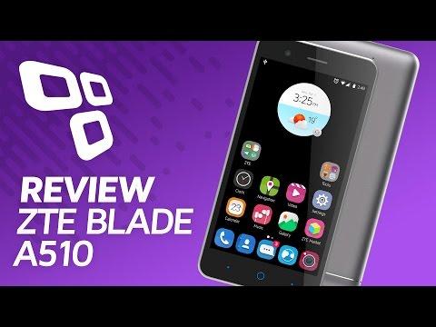 ZTE Blade A510 - Review - TecMundo