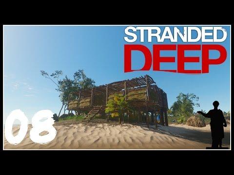ЗДЕСЬ Я БУДУ ВЫЖИВАТЬ! ОДИН НА ОСТРОВЕ! - Stranded Deep