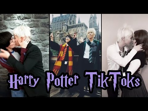 Harry Potter Cosplay TikToks | Drarry & Dramione!