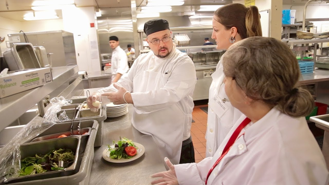 Dietary Manager program at American River College