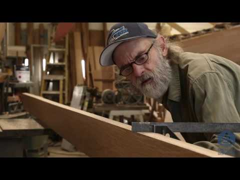 Building the TotalBoat work skiff - The runners (Episode 21)