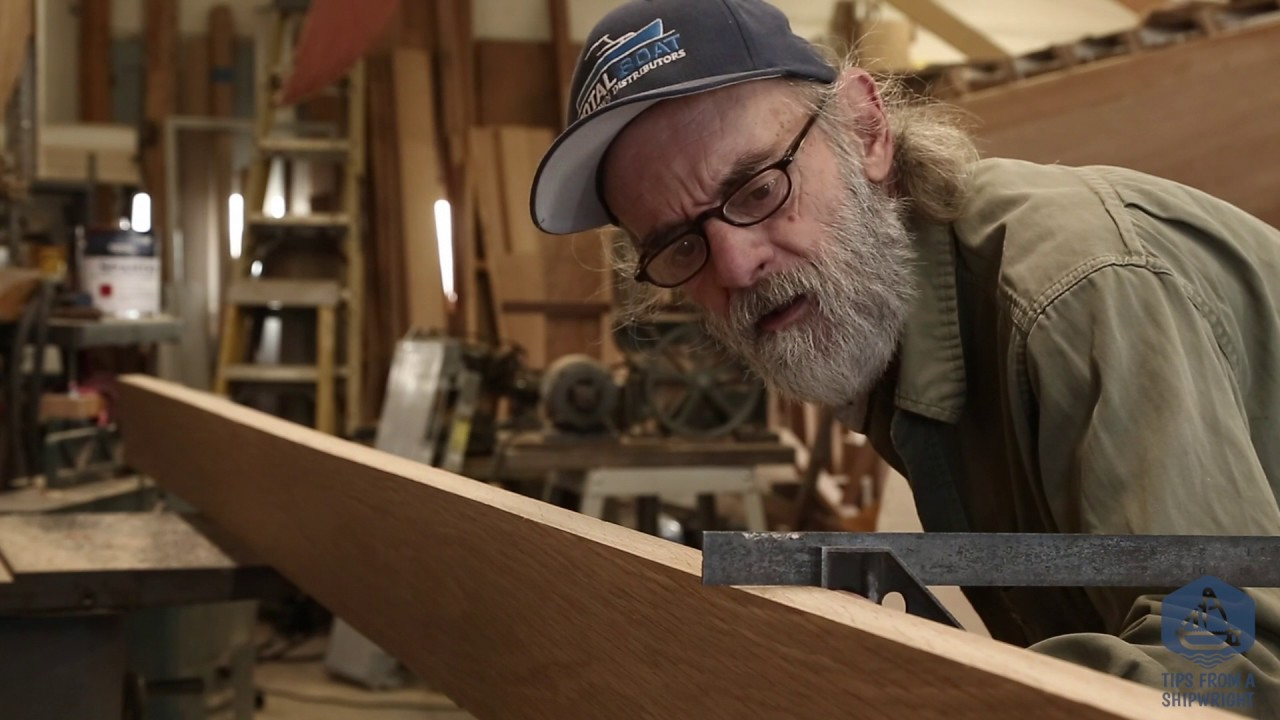 Building the TotalBoat Work Skiff: Episode 21 - Ripping the Runners