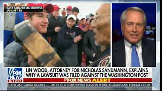 Attorney Lin Wood: We Have Two Years To File More Charges for Nick Sandmann