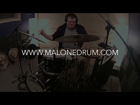 Suddenly I See (KT Tunstall) by Geoff Keezer & Gillian Margot (Drum Play-Along by Mike Malone)