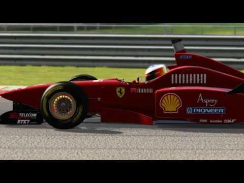 Assetto Corsa - Ferrari F1 vs. Formula Hybrid - Hotlap Comparison