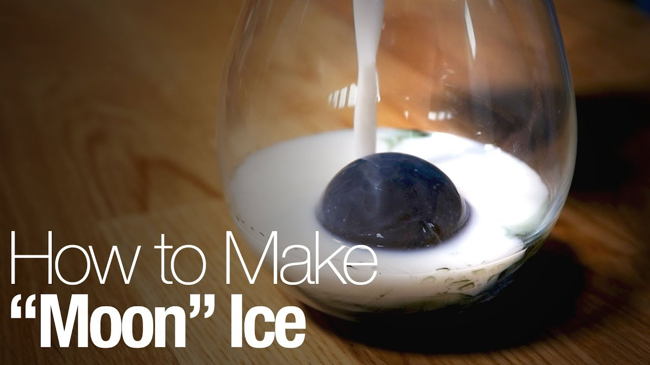 how to make ice at home