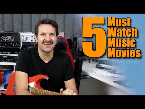 Top 5 Music Movies That Make You Play BETTER