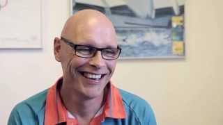 Kornelis Bijlsma, fysioterapeut yn de Westereen