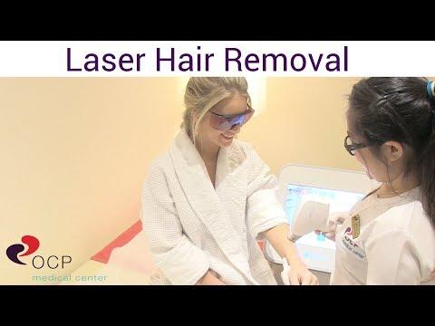 Laser Hair Removal in Dubai - OCP Medical Center