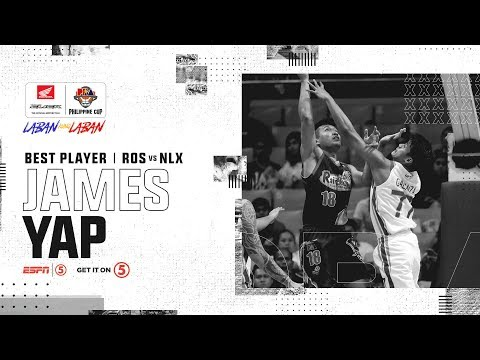 Best Player: James Yap | PBA Philippine Cup 2019