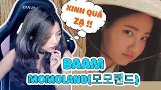 Thiên Thần Xinh Hơn Cả Nancy Là Ai ??? || Baam - Momoland MV