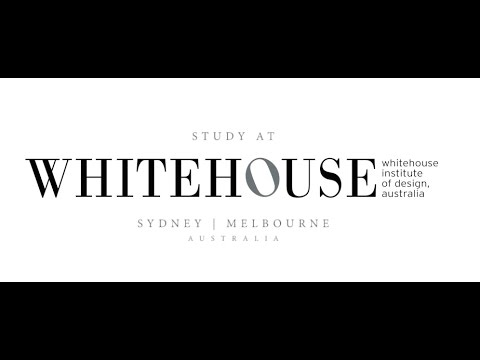 Study at Whitehouse Institute of Design!