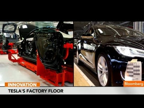 How to Make a Tesla: A View From the Factory Floor