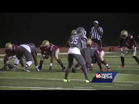 Terry and Holmes Central battle in spring game