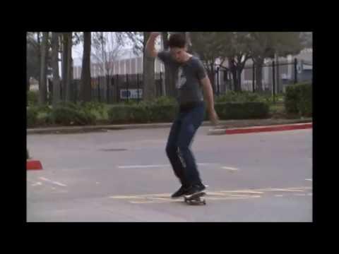 STREET SKATING HOUSTON ( ft. JON BORTHWICK )