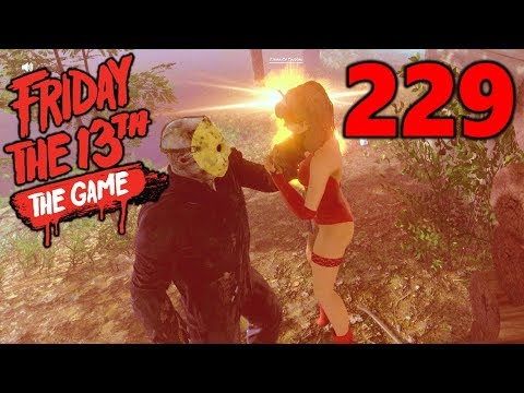 [229] Flare Fails!!! (Let's Play Friday The 13th The Game)