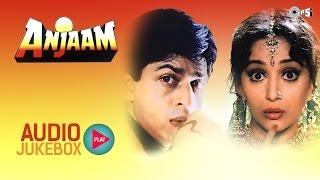 Anjaam Audio Songs Jukebox | Shahrukh Khan, Madhuri Dixit, Anand Milind